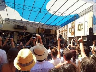 Sonorama Ribera, 2014, Festival, Concierto