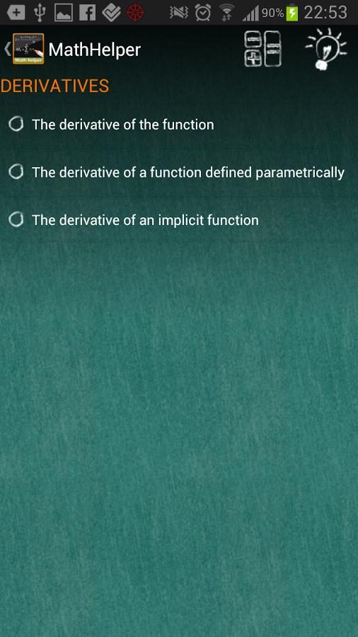 matematicas app
