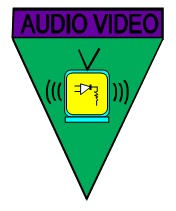 Logo Teknik Audio Video SMKN2 TB
