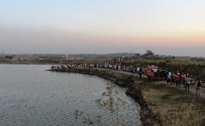 Gia Lai: Trượt chân hồ mỏ đá, một học sinh chết đuối