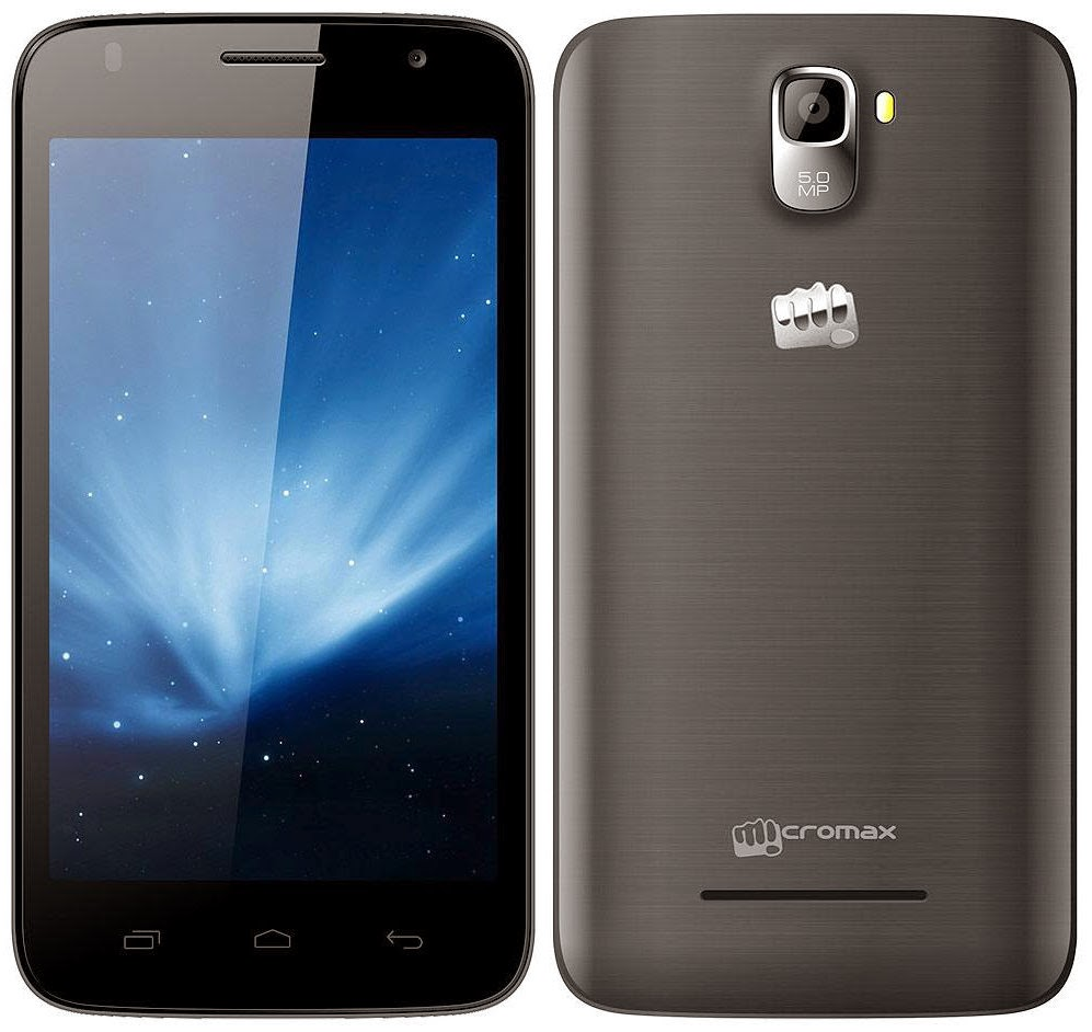 Android Smartphone Micromax Canvas A105