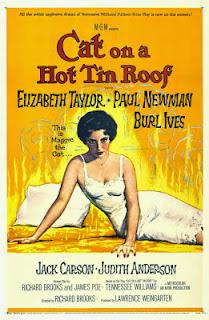 Con Mèo Trên Mái Tôn Nóng Bỏng - Cat On A Hot Tin Roof
