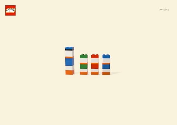 Nueva campaña Lego Jung Von Matt. Pato Donald y sus sobrinos