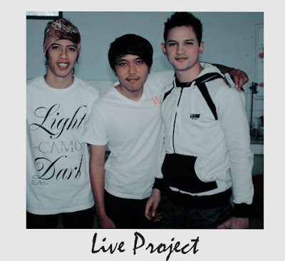Lirik Lagu Live Project Jauh