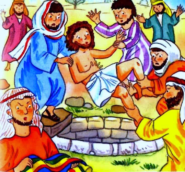 Joseph And His Brothers Kids Story
