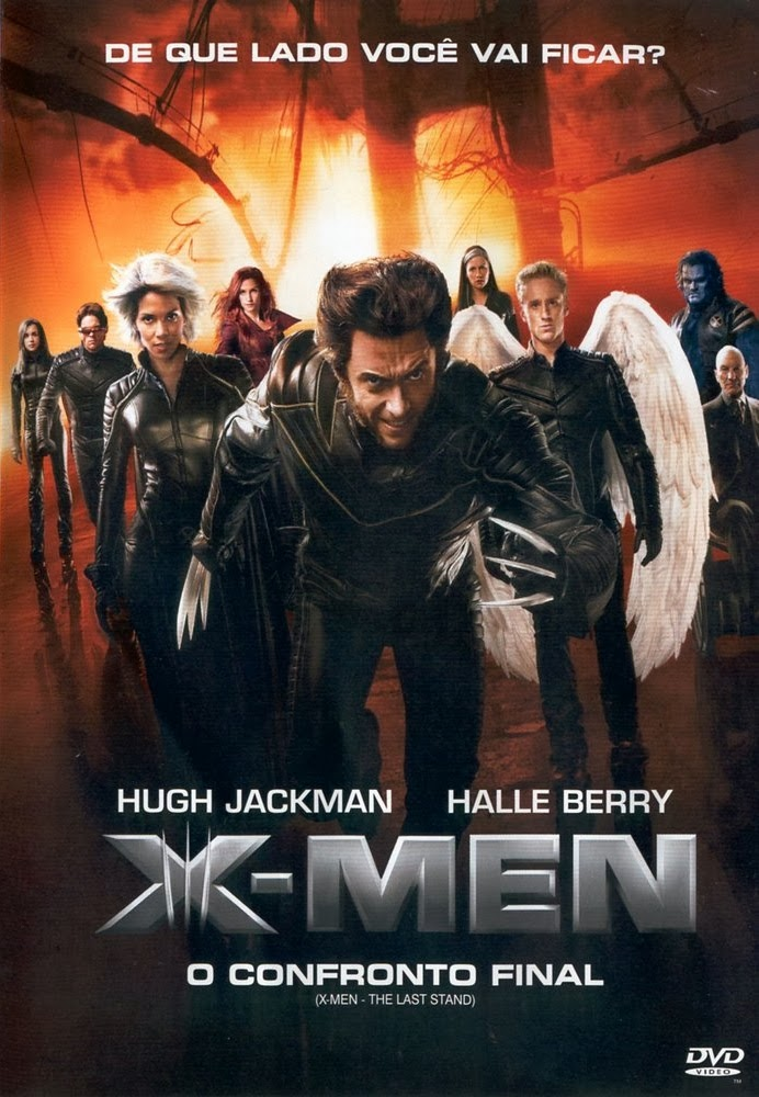 X-Men 3: O Confronto Final – Legendado (2006)