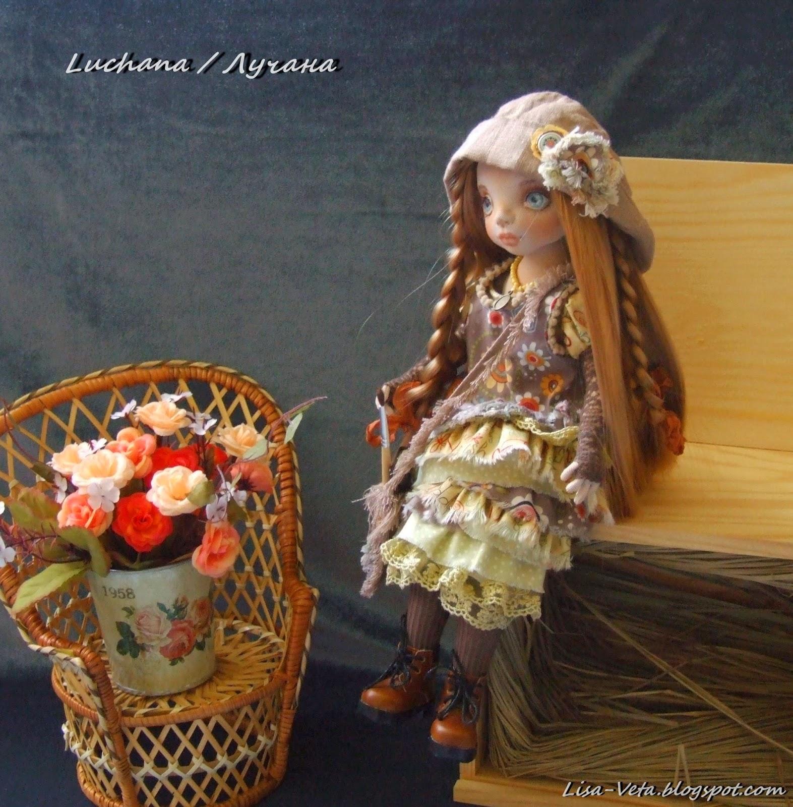 Реалистичная кукла юля 18 фотография