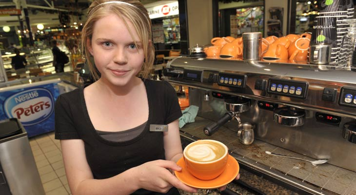 top ten part time jobs for aussie teenagers