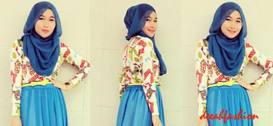 Jilbab Remaja Hijabers Masa Kini Fashion Hijabers