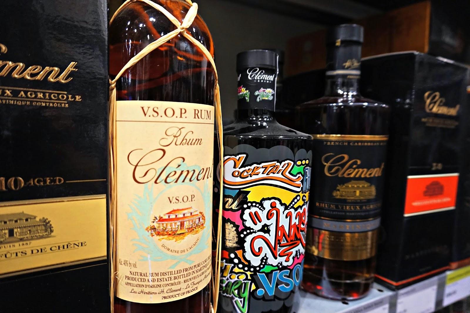 Rum Selection Amathus London