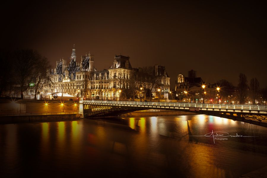 22. City Hall Paris France by GAUDENCIO Antonio