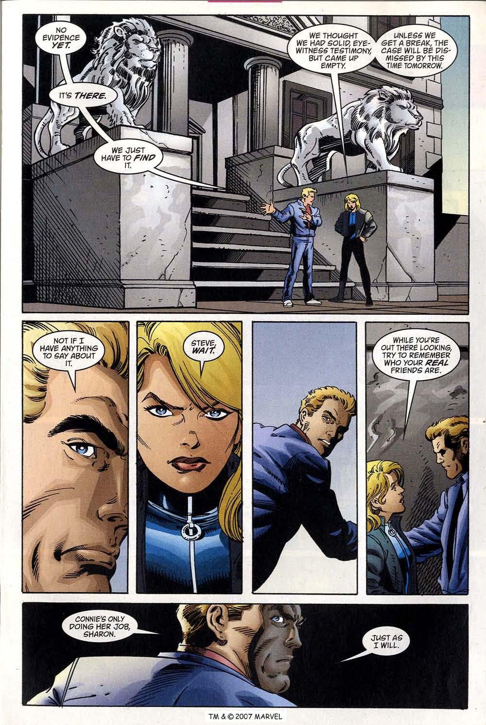 Captain America (1998) Issue #40 #47 - English 13