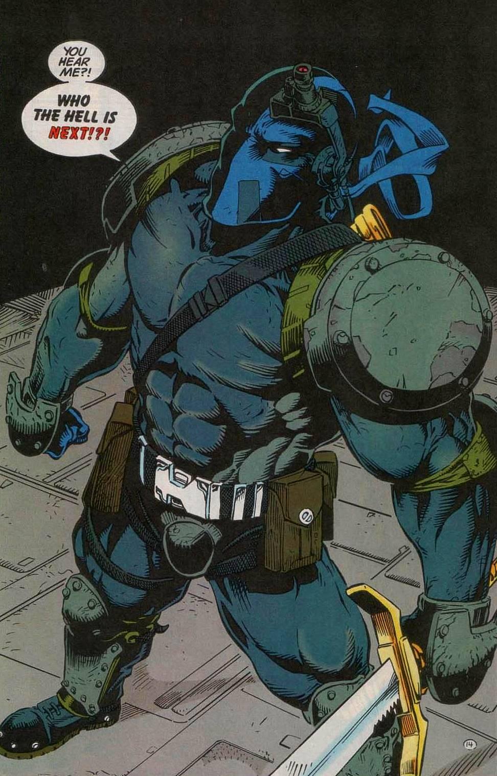 Deathstroke (1991) Issue #55 #60 - English 15