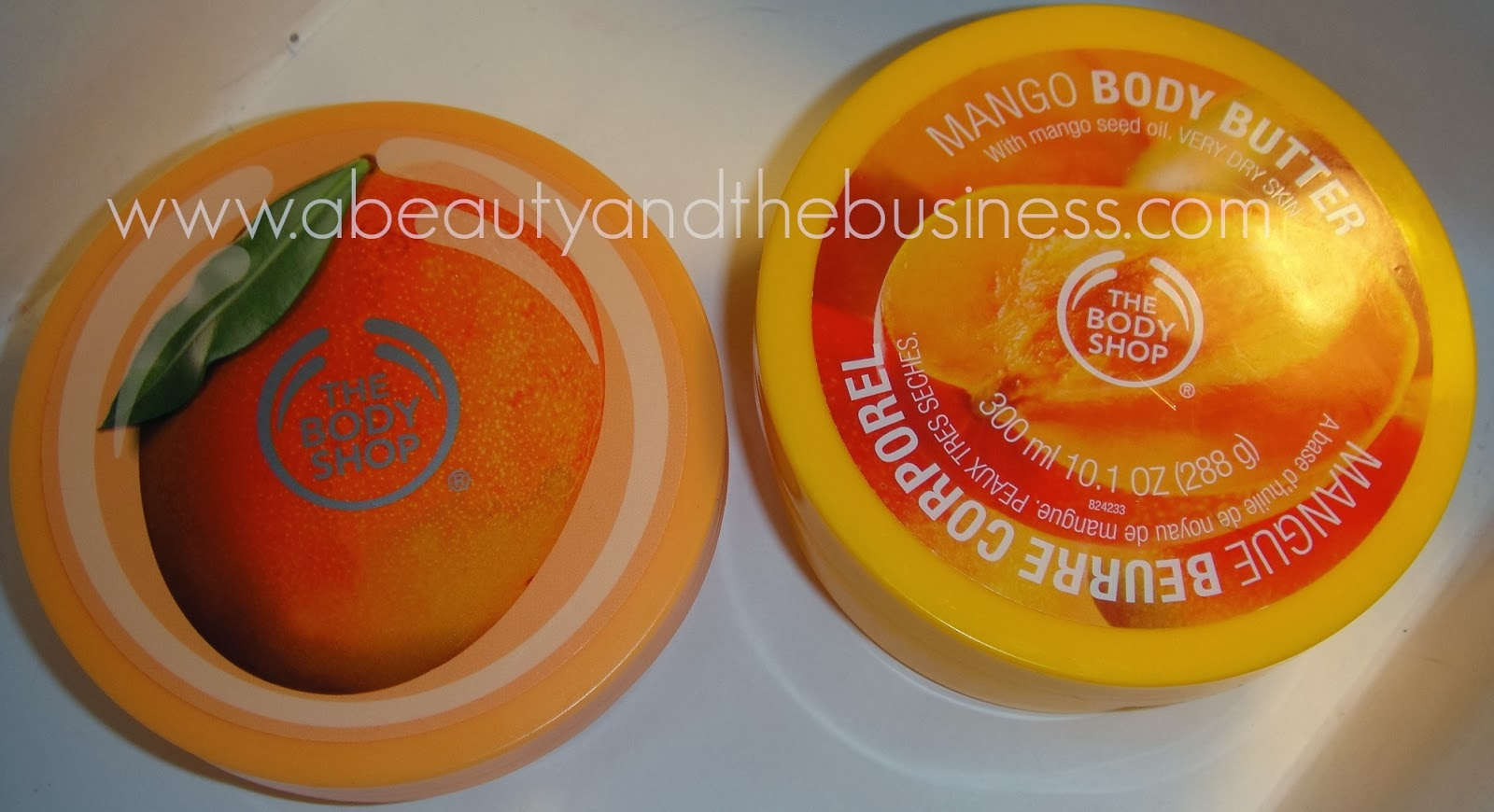 The Body Shop Mango Body Butter Review, the body shop, mango body butter, the body shop body butter, the body shop mango, fair trade body butter, fair trade beauty, fair trade skin care,
