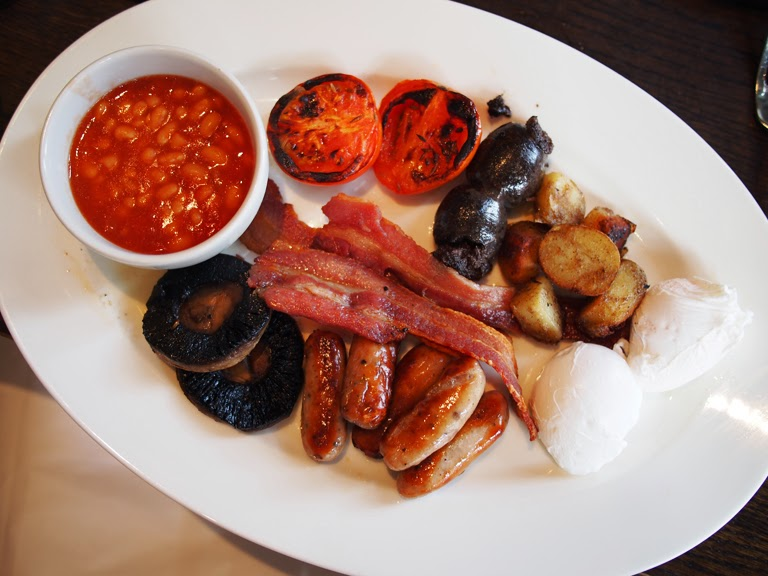 the botanist english breakfast