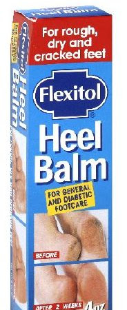 Diva On A Budget: Flexitol Heel Balm Review