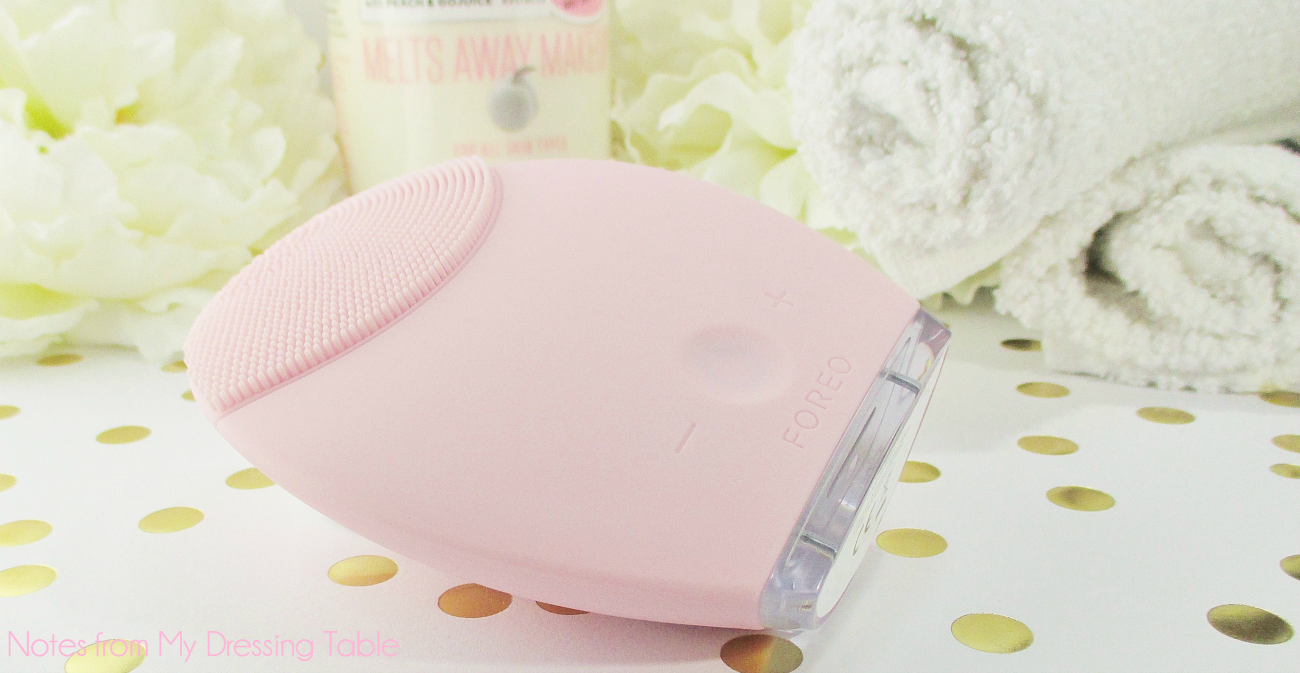 Foreo Luna Review notesfrommydressingtable.com