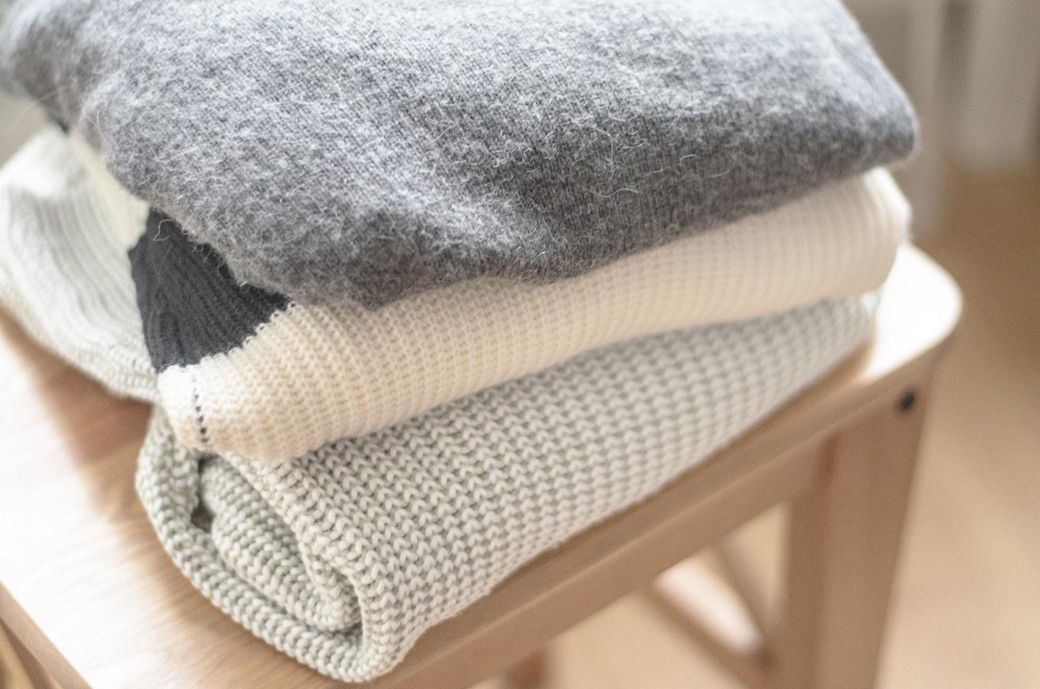 folded sweater wool cashmere alapaka angora