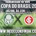 PALMEIRAS x INTERNACIONAL - COPA DO BRASIL - 22h