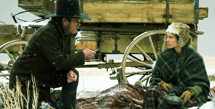 The Homesman Movie Film 2014 - Sinopsis (Tommy Lee Jones, Hilary Swank)