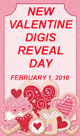 Robyn's Fetish Digital Stamps Valentine Digis Reveal Day!