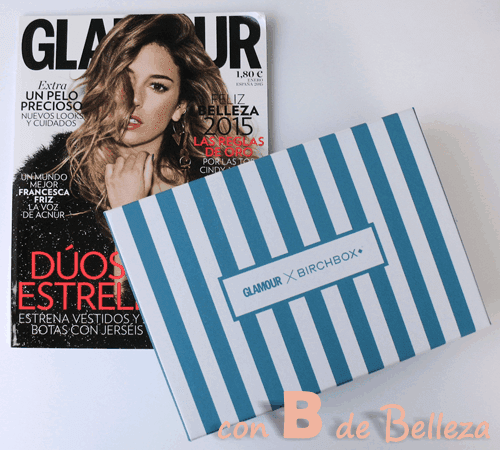 Revista Glamour regalo