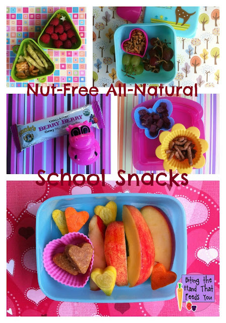 All-Natural Healthy Preschool Snacks
