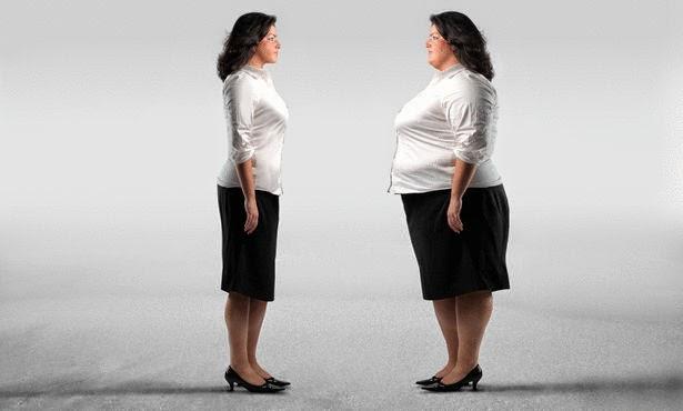 المرأة الممتلئة أكثر جاذبية من النحيفة