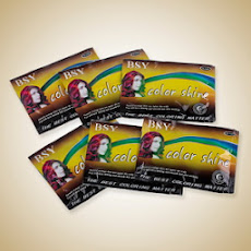 BSY Color Shine Blond - Paket Hemat 6 Sachet