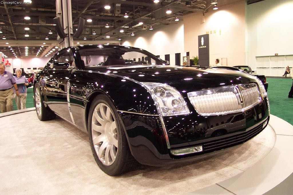 We Love Lincolns Past Present And Future 2001 Lincoln Mk9 Concept