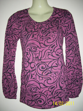 Pink Shirt - FR 51