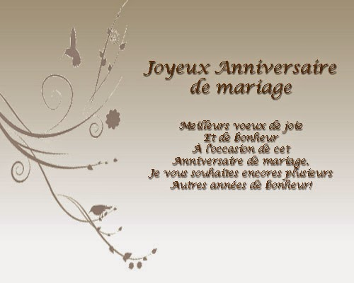 sms anniversaire de mariage anniversaire de mariage. Black Bedroom Furniture Sets. Home Design Ideas
