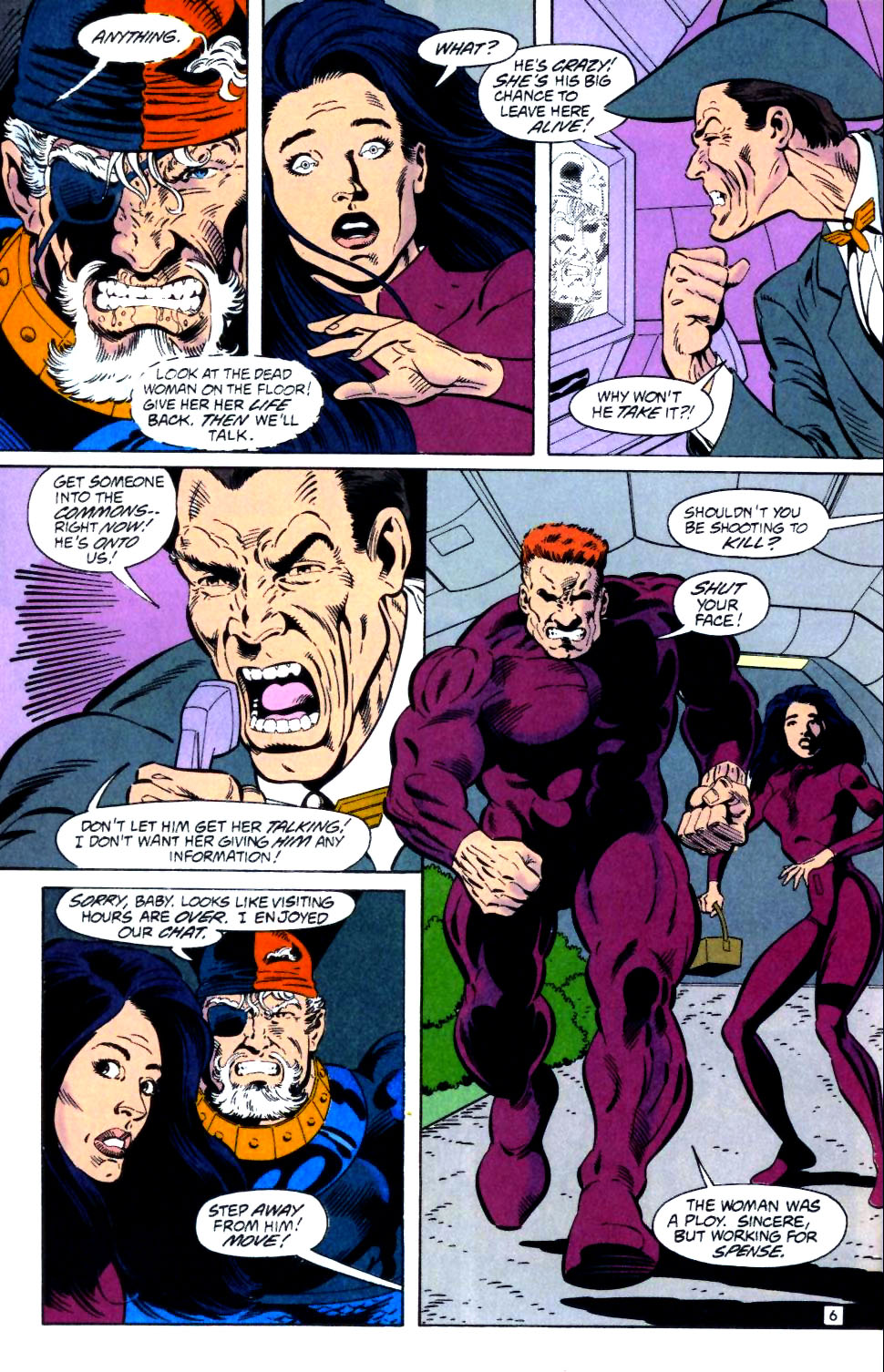 Deathstroke (1991) Issue #25 #30 - English 7