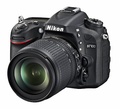 Nikon D7100 24.1 MP