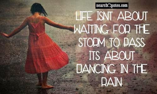 Filosofi Hujan dan Quote Terbaik Saat Turun Hujan