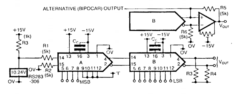 Variable Circuit Diagram
