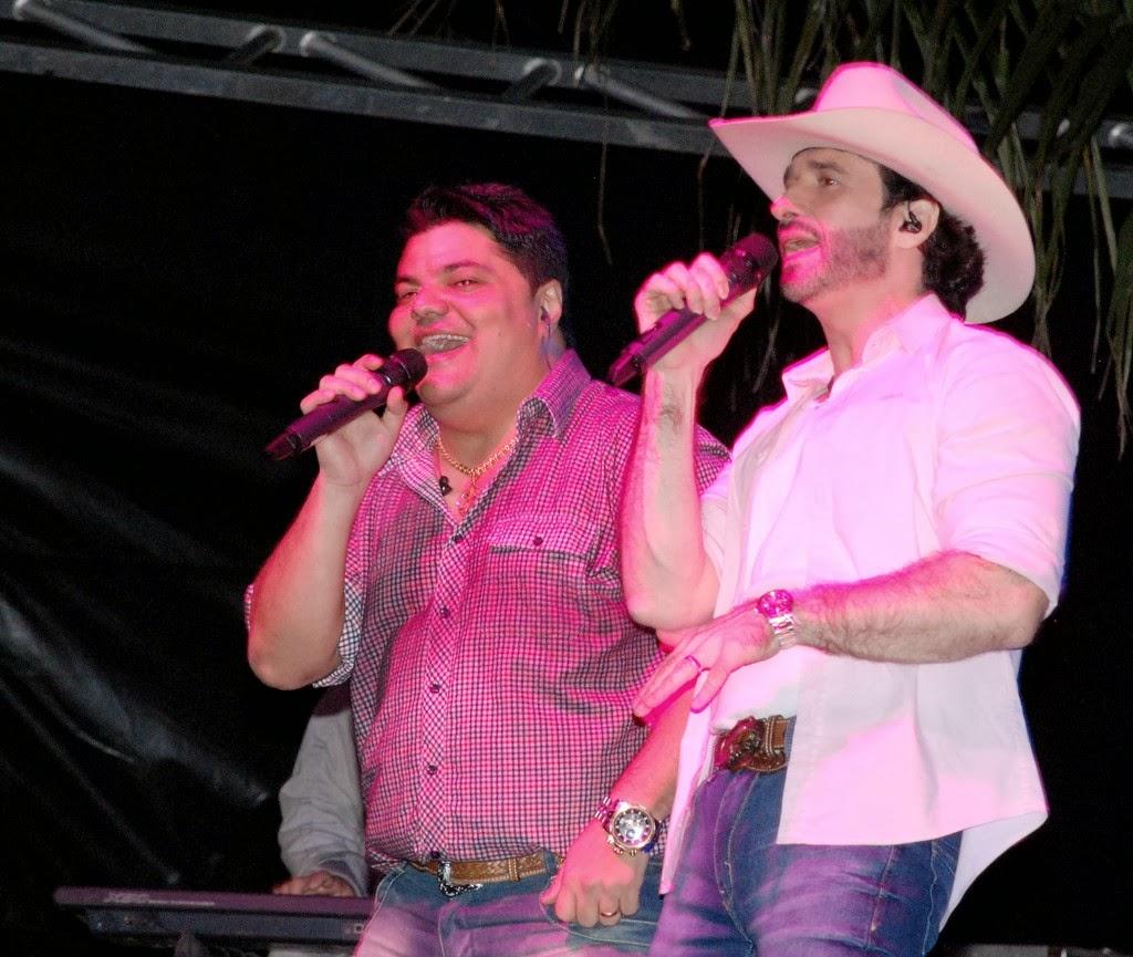 Show da Virada em Teresópolis terá Bento e Mariano