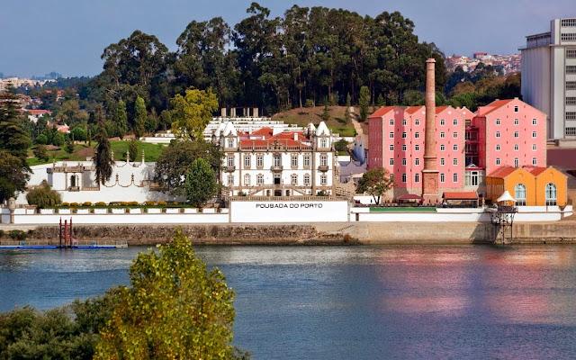 Divulgação: Pousada do Palácio do Freixo, no Porto, adere à Restaurant Week - reservarecomendada.blogspot.pt