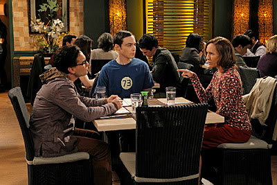 The Big Bang Theory: Hangin' With Mrs. Cooper