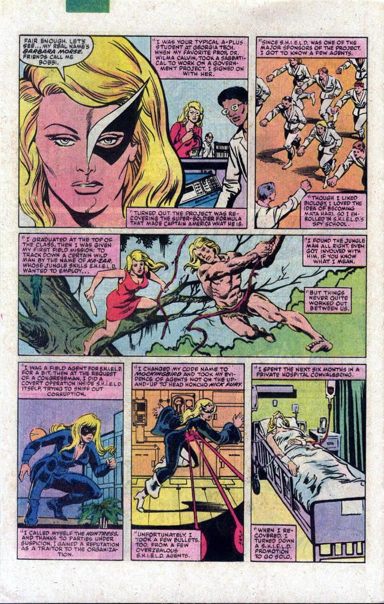 Hawkeye (1983) Issue #2 #2 - English 10