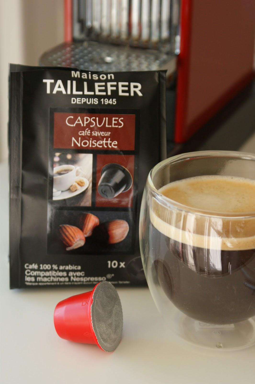Dosette Cafe Noisette Nespresso