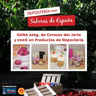 La DOP Cereza del Jerte como ingrediente en la repostería creativa de CakeSupplies