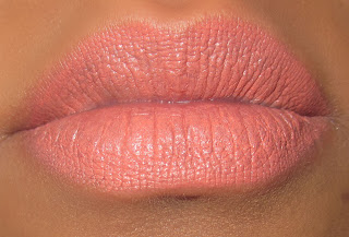 mac kinda sexy lipstick swatch nude blog