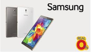 BPI: Samsung at 18 months 0% installment