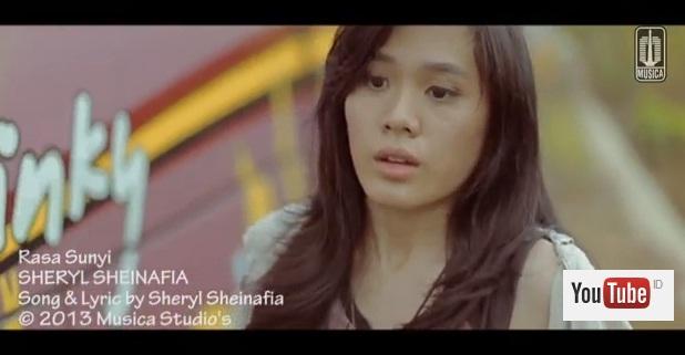 Lirik Lagu Sheryl Sheinafia – Rasa Sunyi