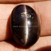 Batu Permata Silimanite Cat Eye - SP891