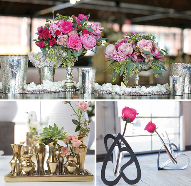 romantic and modern looks for valentines day - Accent Decor