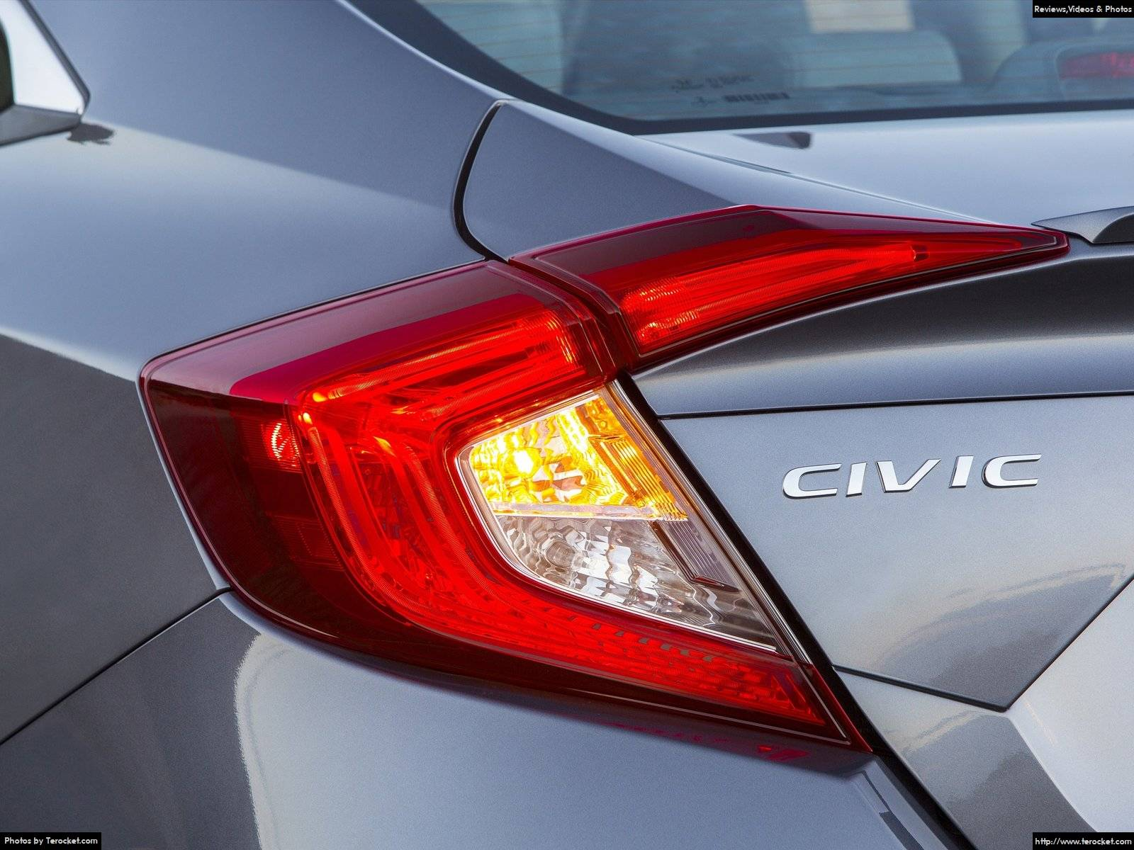 Hình ảnh xe ô tô Honda Civic Sedan 2016 & nội ngoại thất