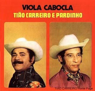 Ti�o Carreiro e Pardinho - Viola Cabocla