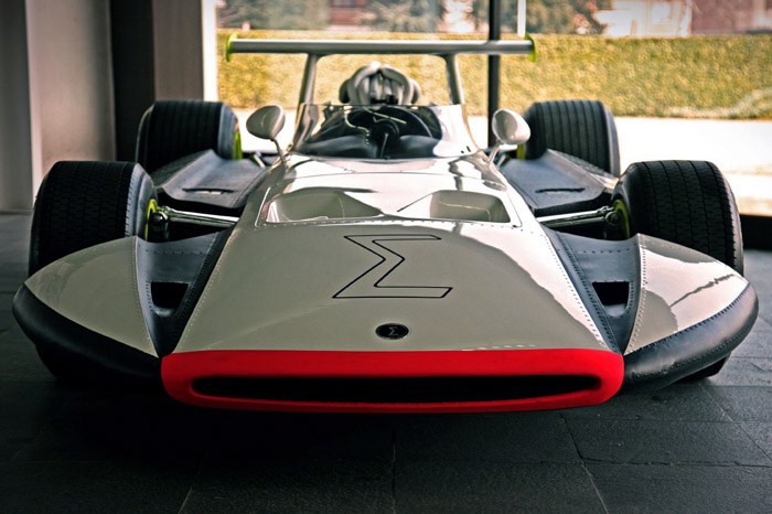 El Sigma Grand Prix según excelentemente conservado por Pininfarina